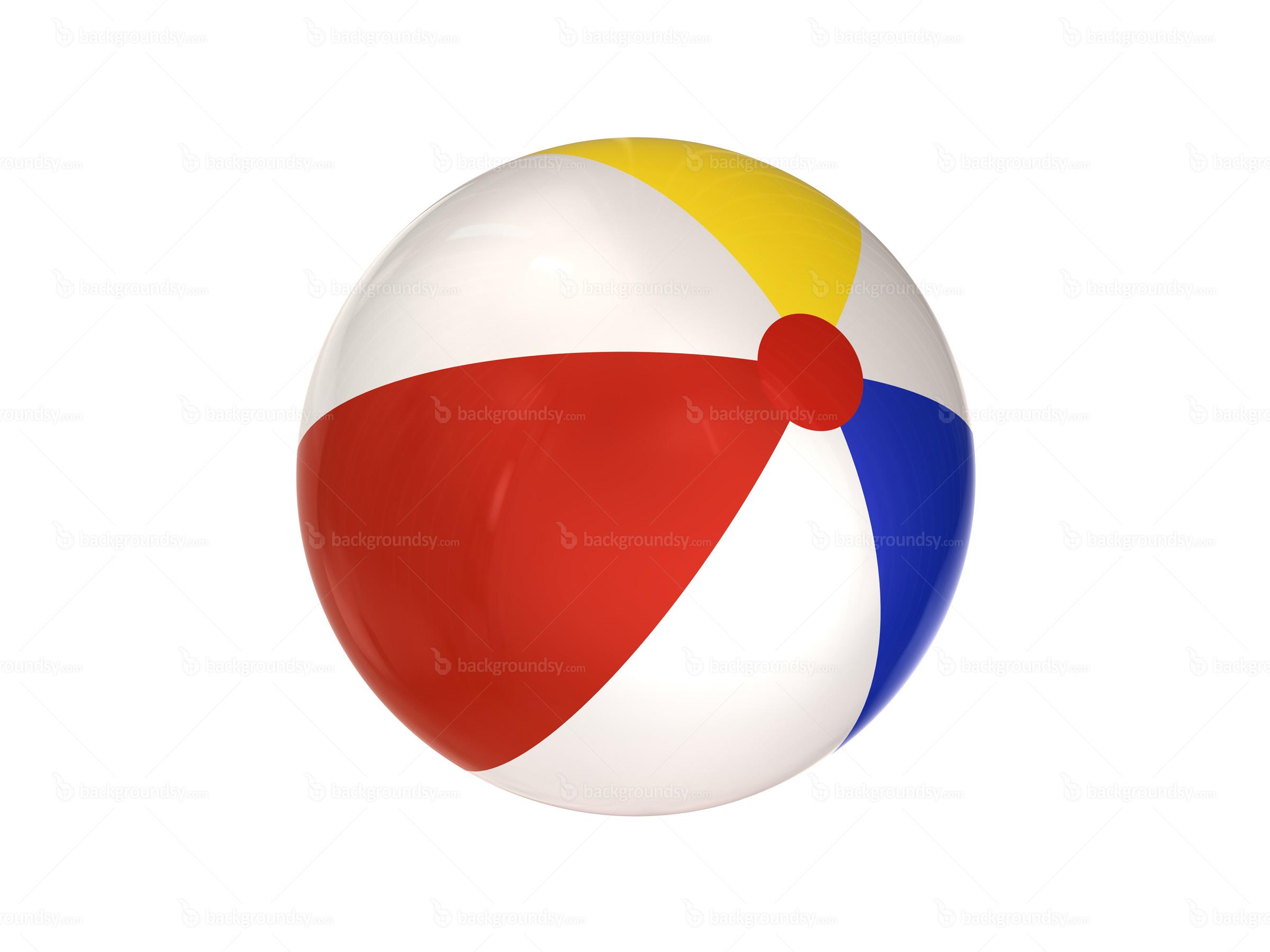 Beachball clipart colourful ball. Beach backgroundsy com