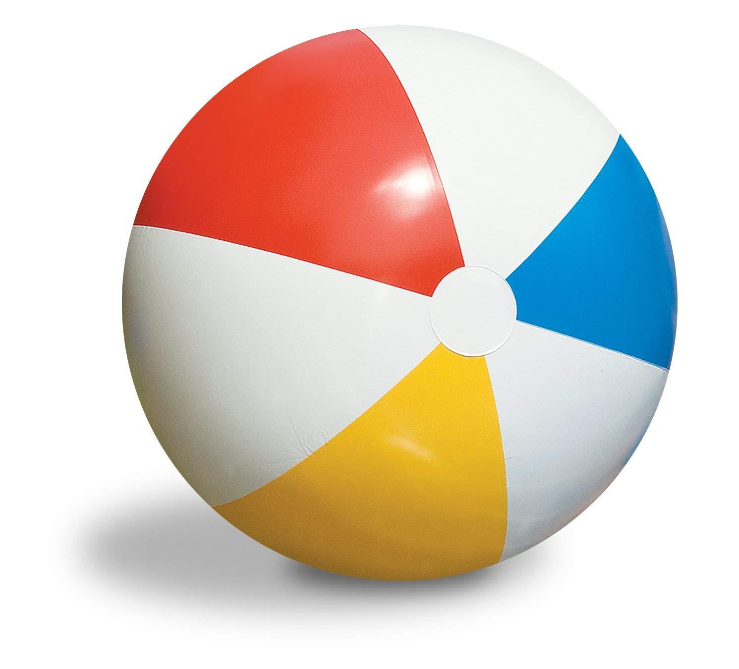 Beachball clipart many ball. Amazon com swimline classic