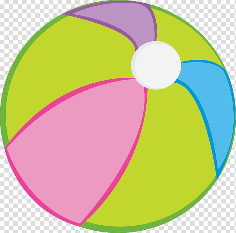 Beachball clipart pool party. Multicolored ball illustration swimming