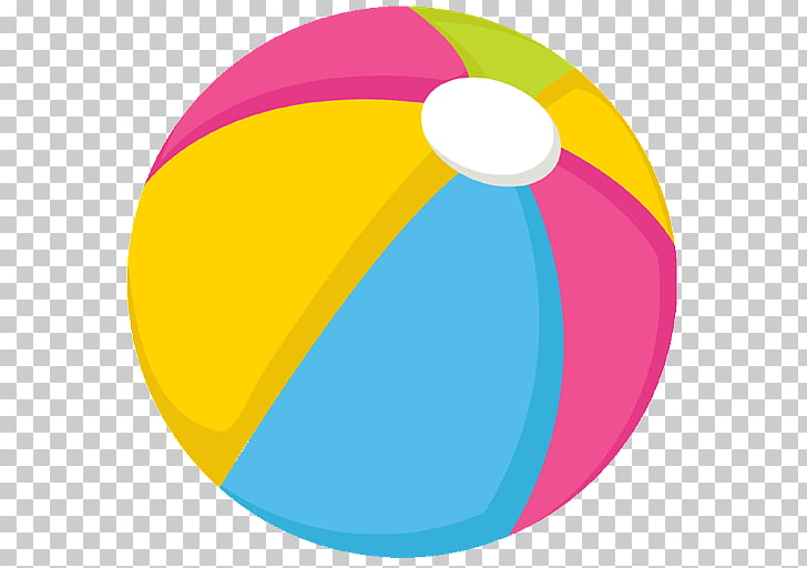 Beachball clipart pool party. Swimming yellow pink and