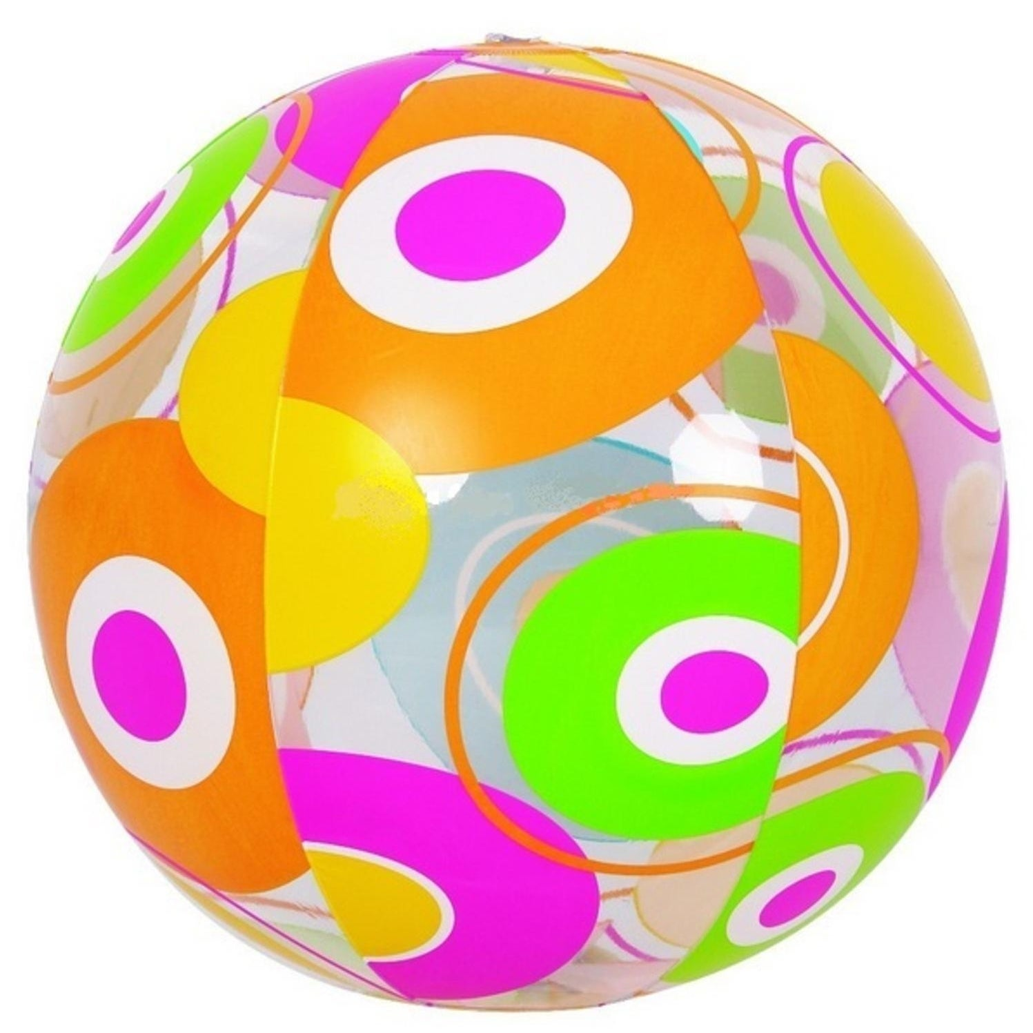 colorful panel circle. Beachball clipart pool toy