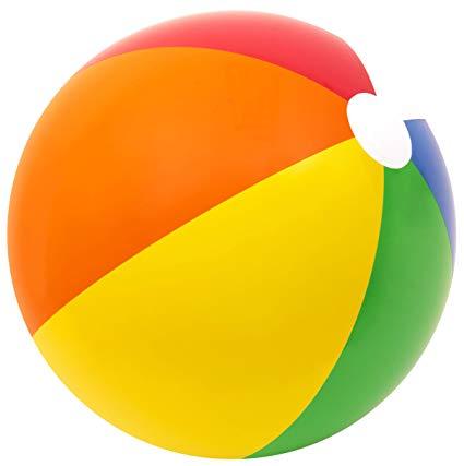 Beachball clipart rainbow. Surprising beach ball astonishing