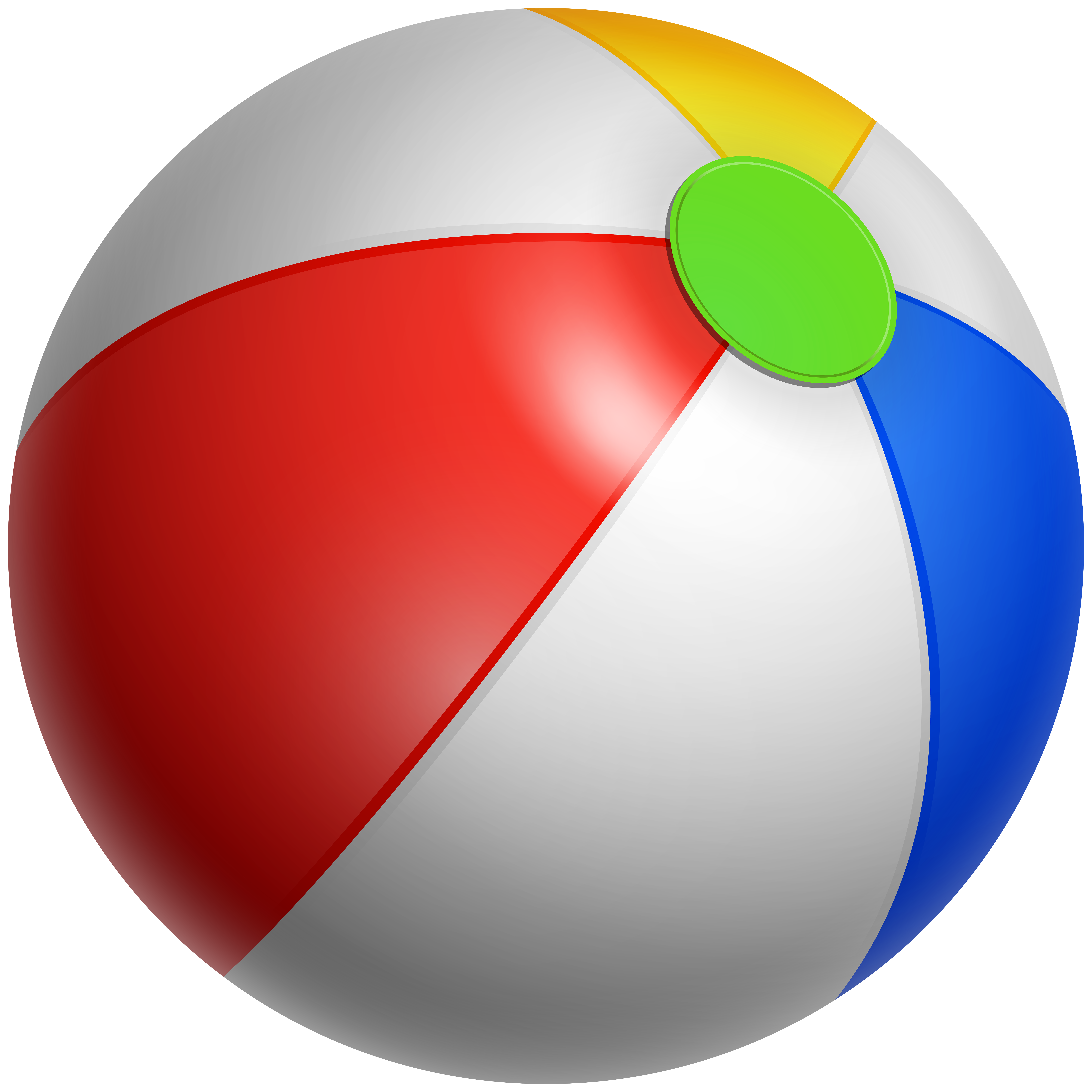 Beachball clipart summer. Inflatable beach ball png
