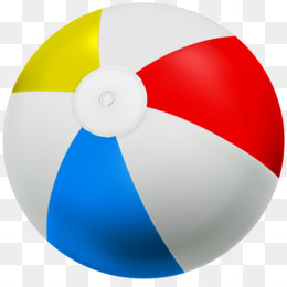 Free download jacksonville beach. Beachball clipart transparent background