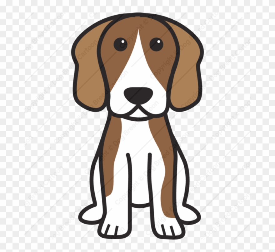 Permalink to cartoon . Beagle clipart