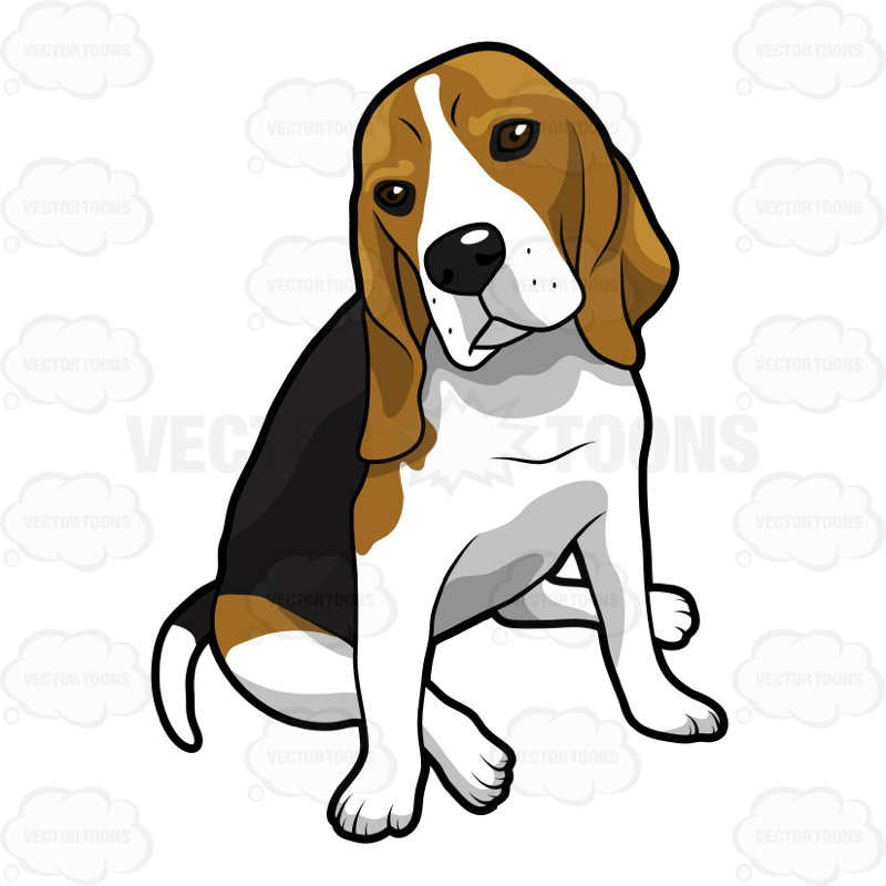 Beagle clipart. Portal