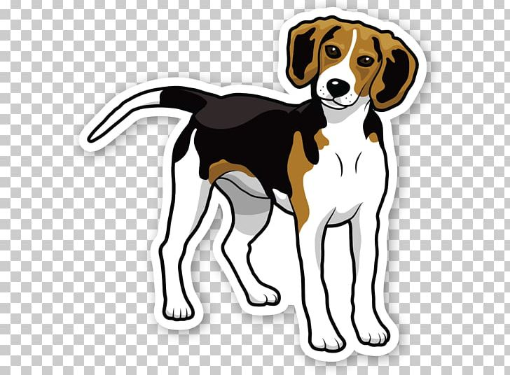 Basset hound cartoon png. Beagle clipart animated