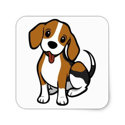 Dog cartoon love beagles. Beagle clipart baby puppy