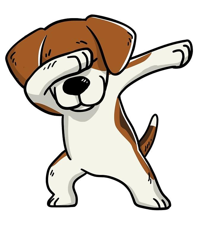 Beagle clipart beagle line. Drawing at getdrawings com