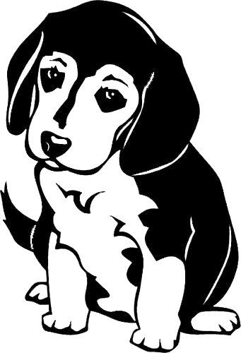 Pin by jan cooper. Beagle clipart beagle line