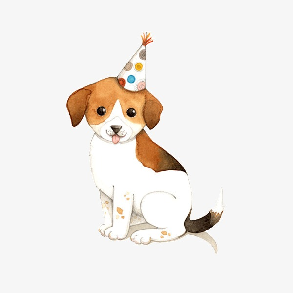 Cute dog illustration fresh. Beagle clipart brittany spaniel