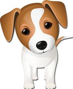 Cachorro pinterest clip art. Beagle clipart chibi