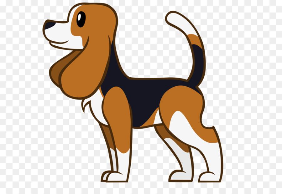 Beagle clipart chihuahua. Basset hound bloodhound papillon