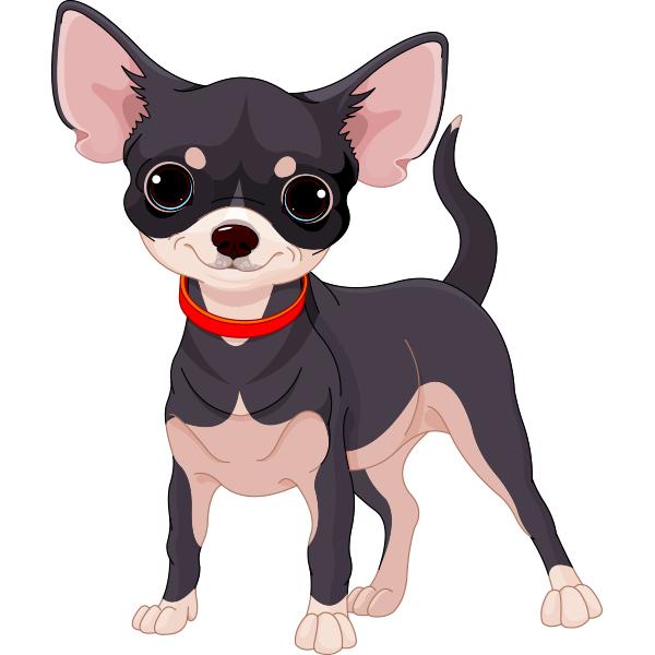 Cute dog animal and. Chihuahua clipart angry chihuahua