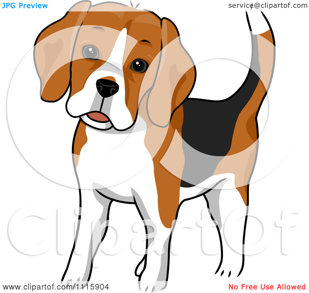 Group. Beagle clipart collie puppy