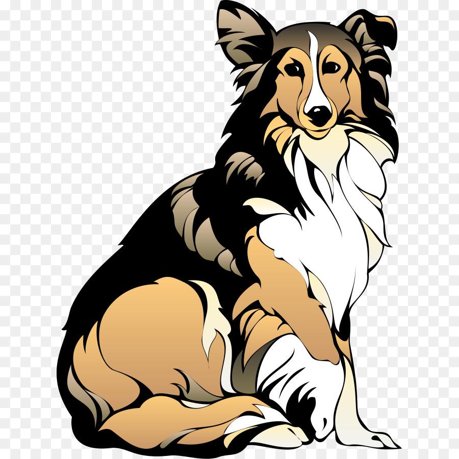 Beagle clipart collie puppy. Dog pet clip art