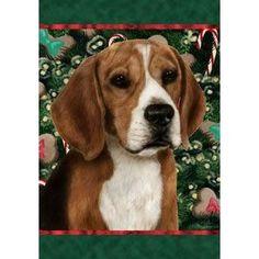 Beagle clipart dry dog. Buy this christmas tree