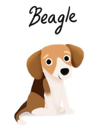 Beagle clipart dry dog.  best beagles images