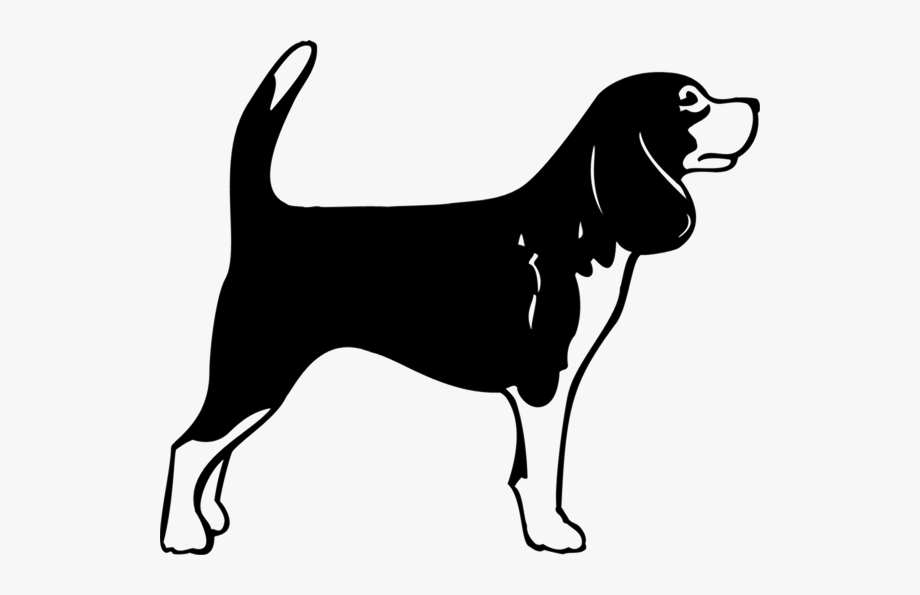 Dogs clip art library. Beagle clipart hound dog