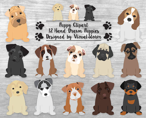 Puppy cute puppies scrapbooking. Beagle clipart lost dog
