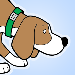 Beagle clipart lost dog. Nslostdognet twitter