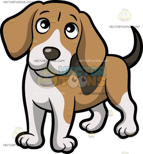 Puppy free images at. Beagle clipart medium