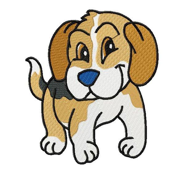 Beagle clipart pup. Free cliparts download clip