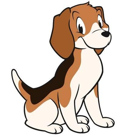 Puppy portal . Beagle clipart puppie