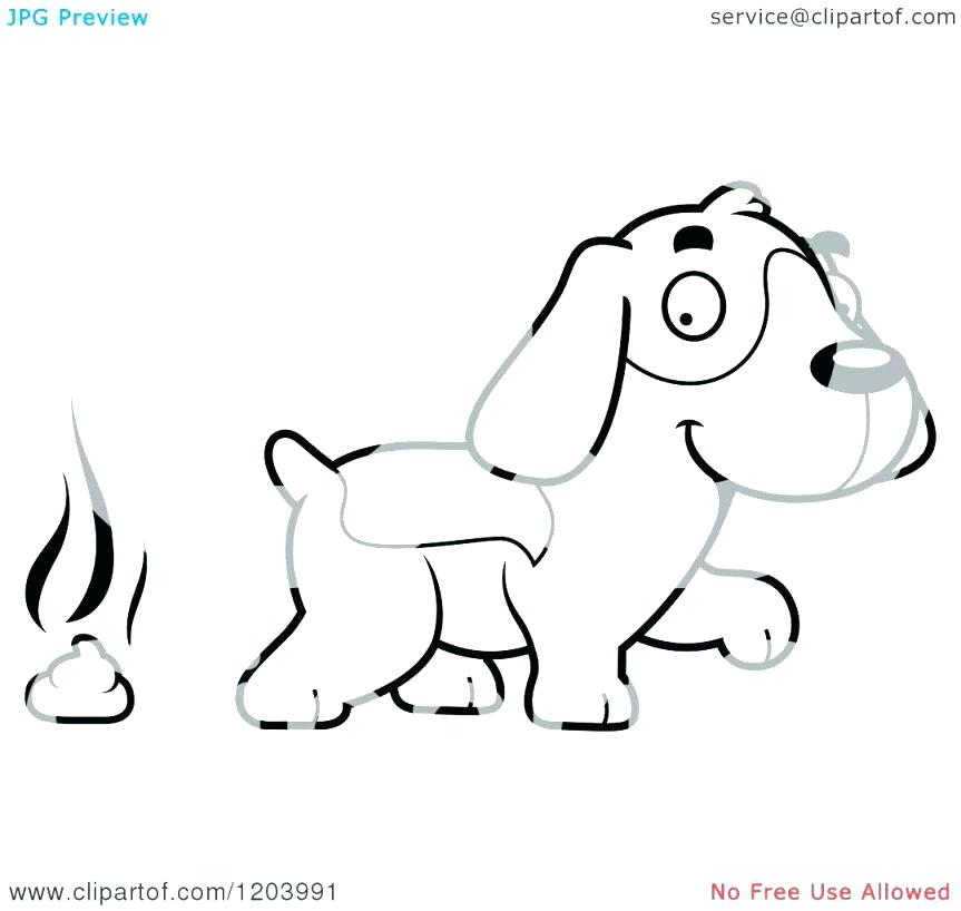 Coloring pages clip art. Beagle clipart realistic