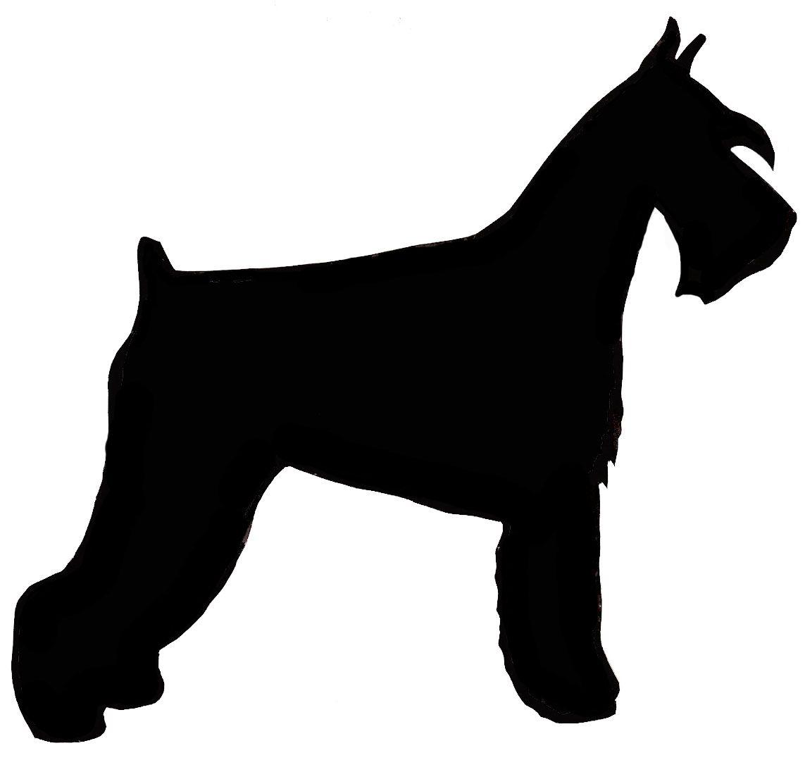 Scottish terrier yorkshire schnauzers. Beagle clipart schnauzer