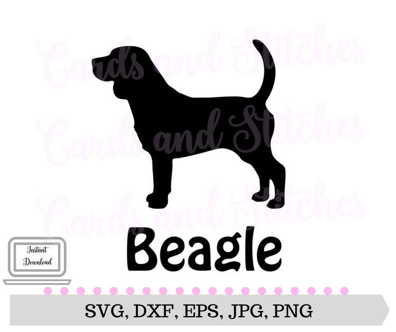 Beagle clipart svg. Dog breeds dogs digital