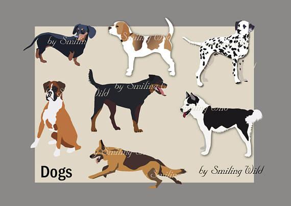 Beagle clipart svg. Dog digital vector art