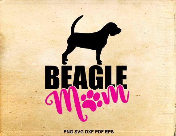 beagle clipart svg