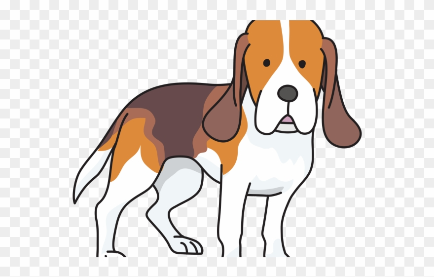 Thank you puppy png. Beagle clipart transparent background