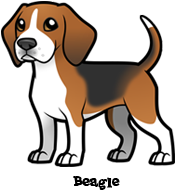 Beagle clipart transparent background. Furries pinterest dog and