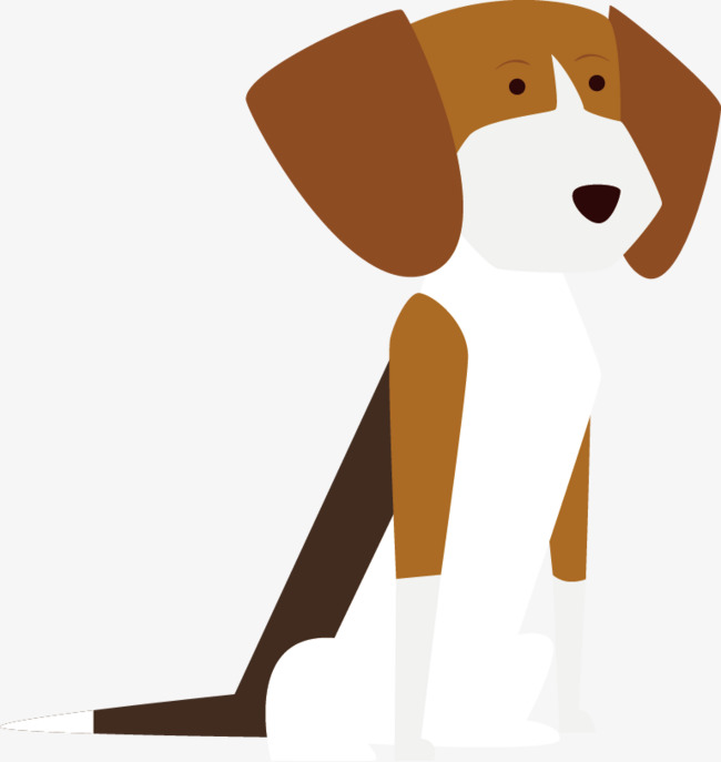 Beagles pet dog png. Beagle clipart worried