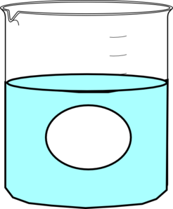 With cell clip art. Beaker clipart 1 liter