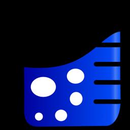 Beaker clipart. Laboratory icon image ipharmd