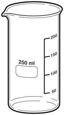 Science chemistry png html. Beaker clipart 250 ml