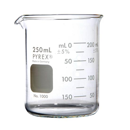 Mass and volume lessons. Beaker clipart 250 ml