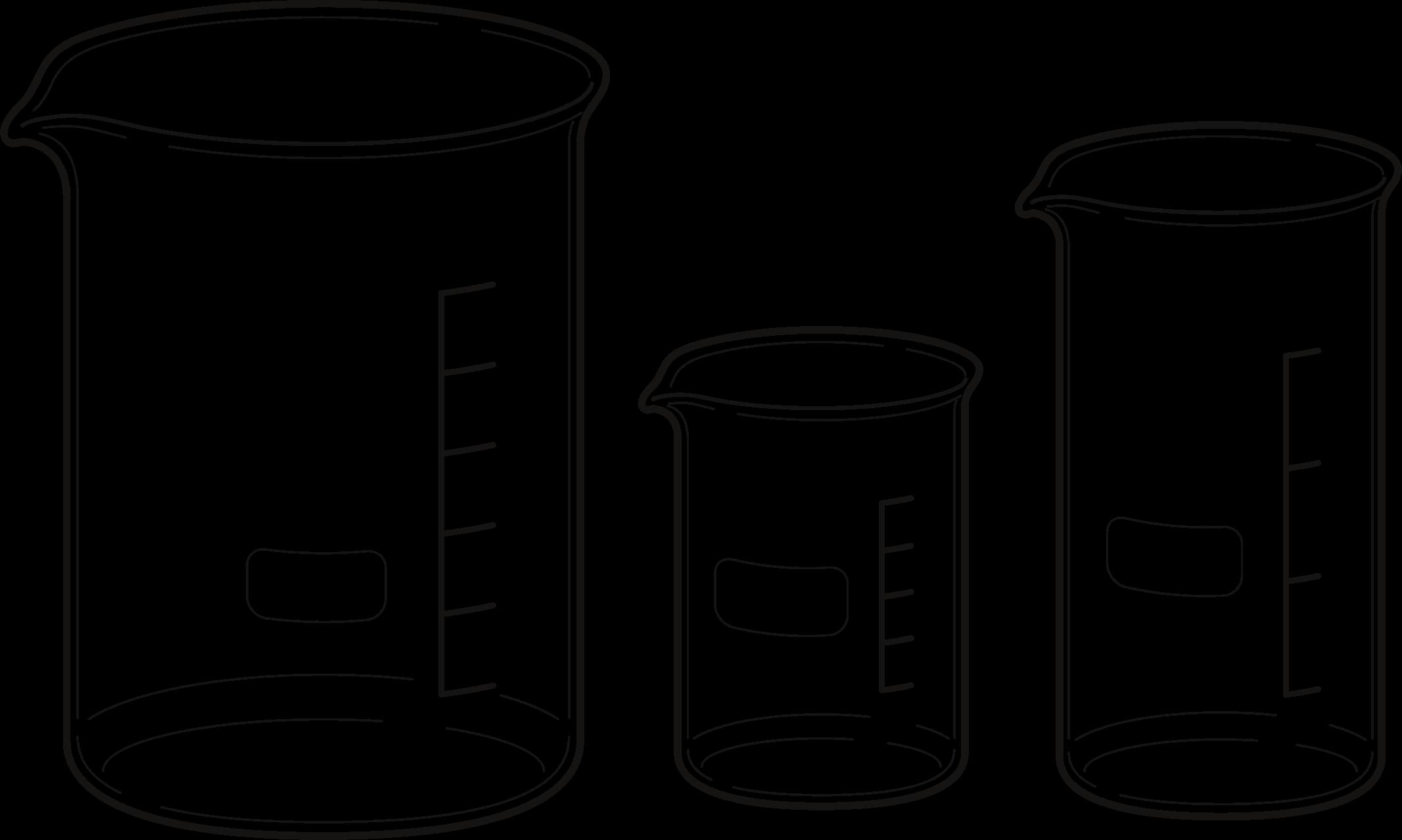 Beaker clipart 250 ml. Beakers big image png