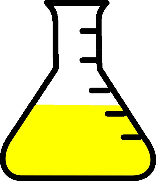 Beaker clipart. Clip art at clker