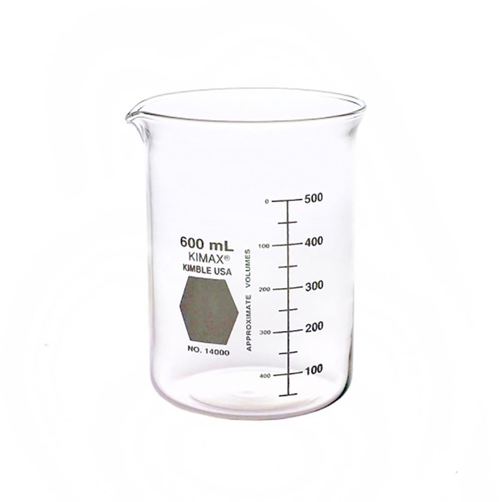 Midland scientific inc glass. Beaker clipart 50 ml