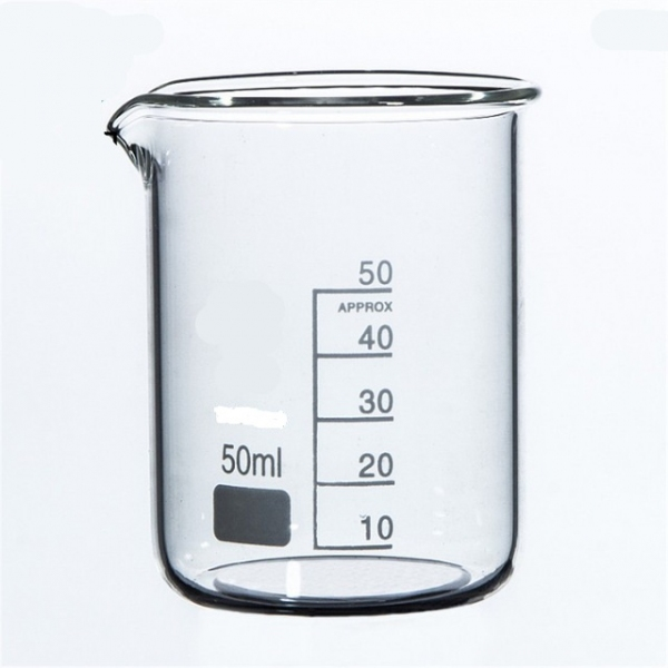 Beaker clipart 50 ml. Glass