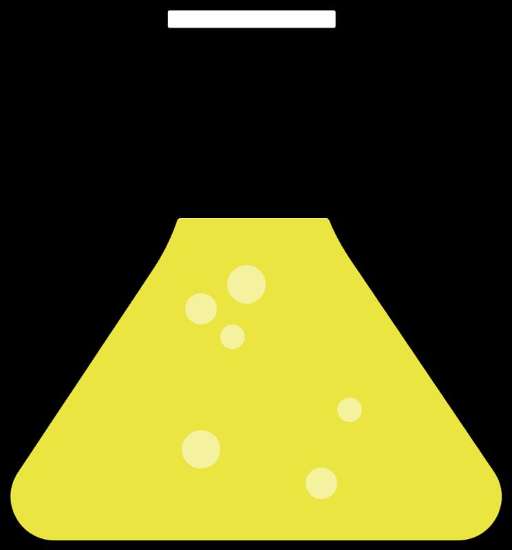 Jar clipart lab. Free beaker black and