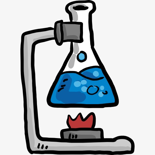 Beaker clipart cartoon. Chemical use experiment png