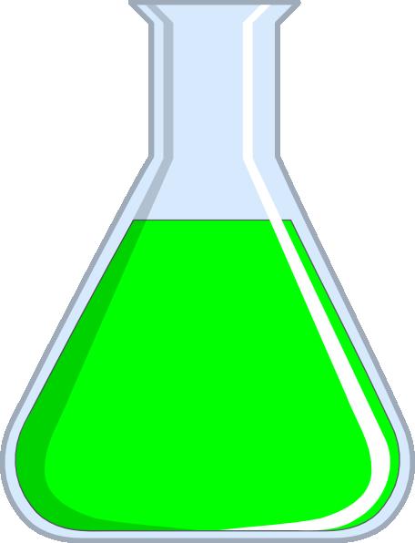 Beaker clipart chemistry. Image of clip art