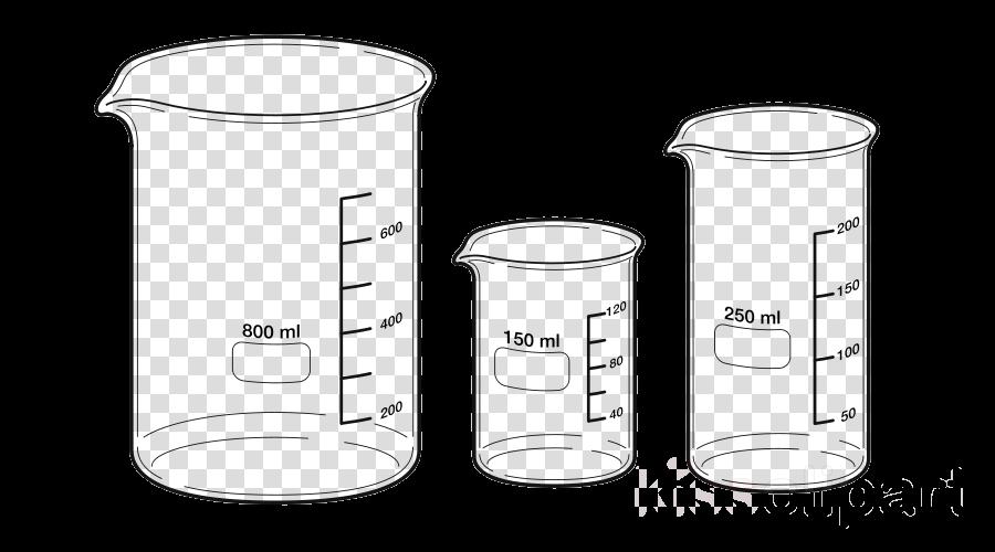 Drawing transparent image free. Beaker clipart diagram