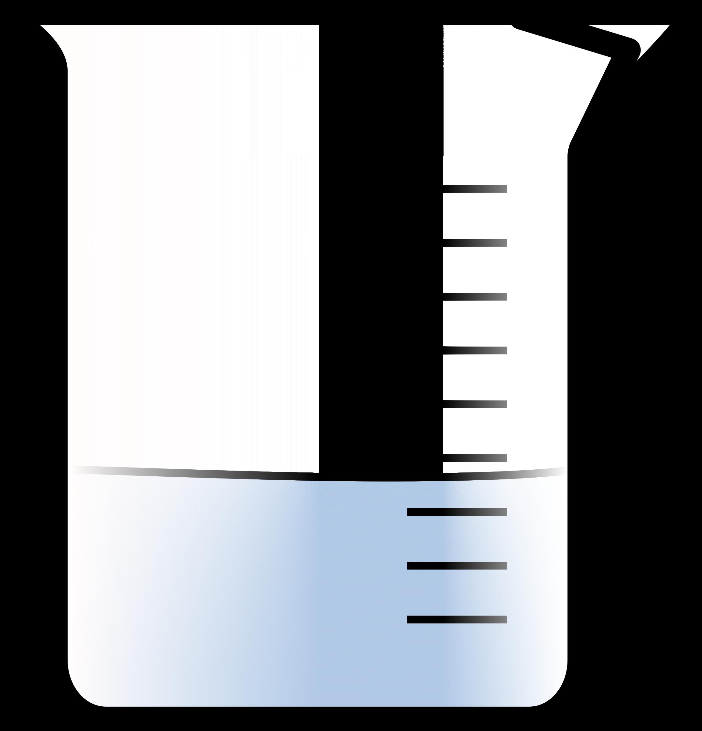 Big image png. Beaker clipart diagram