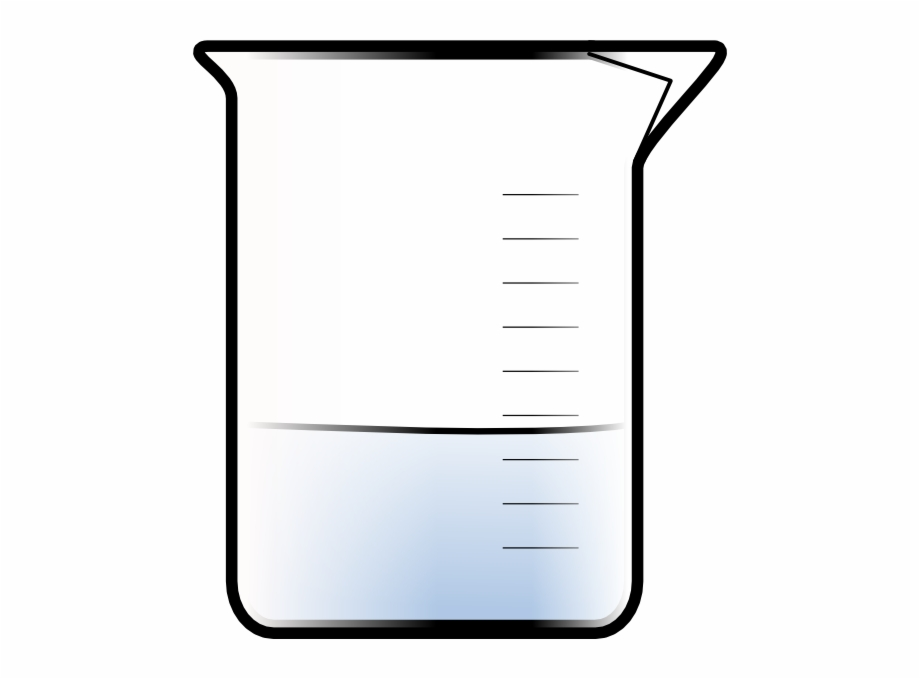 Parallel free png images. Beaker clipart empty